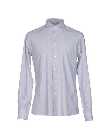 Pierre Balmain Shirts In Dark Blue