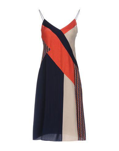 Diane Von Furstenberg Knee-length Dress In Dark Blue