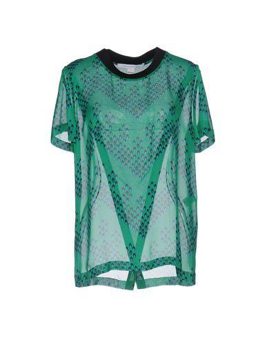 Diane Von Furstenberg Blouses In Green