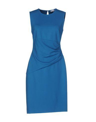 Diane Von Furstenberg Knee-length Dresses In Pastel Blue