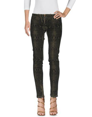 Pierre Balmain Jeans In Military Green
