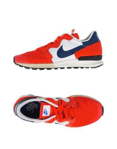 Nike Sneakers In Red
