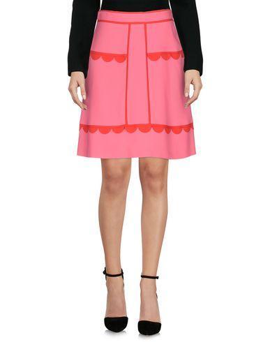 M Missoni Knee Length Skirt In Fuchsia