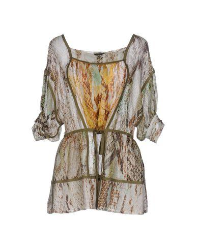 Just Cavalli Blouse In Military Green