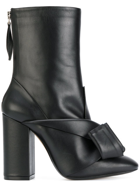 N°21 Knot Detail Boots