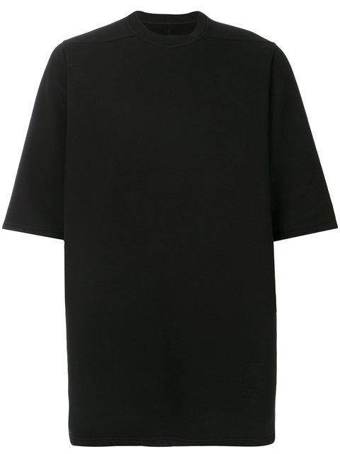Rick Owens Drkshdw Loose Fit T-shirt