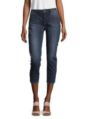 Joe's Jeans The Smith Crop Jeans In Bellam