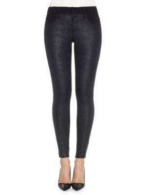 Joe's Jeans Five-pocket Fitted Pants In Lixy