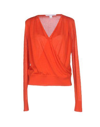 Diane Von Furstenberg Sweaters In Orange