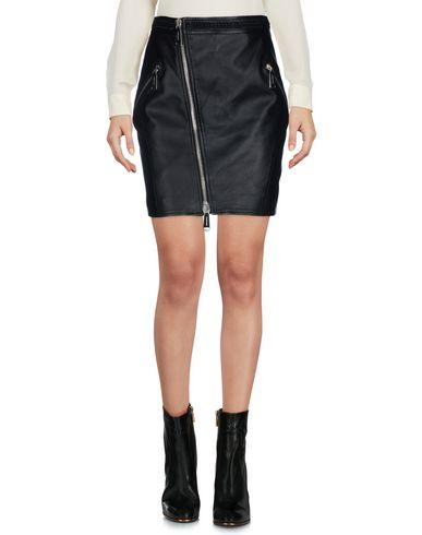 Dsquared2 Mini Skirt In Black
