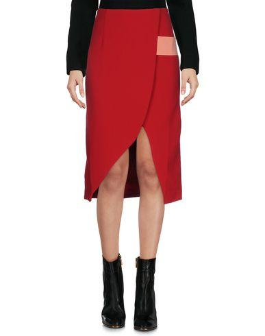 Finders Keepers Mini Skirt In Red