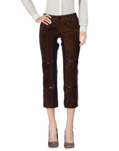Dsquared2 Casual Pants In Dark Brown