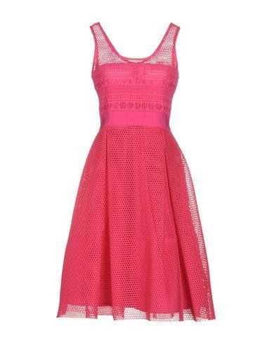 Pinko Knee-length Dresses In Fuchsia