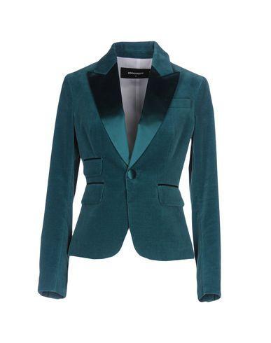 Dsquared2 Blazers In Emerald Green