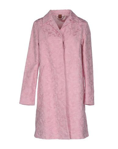 Dondup Full-length Jacket In Pink