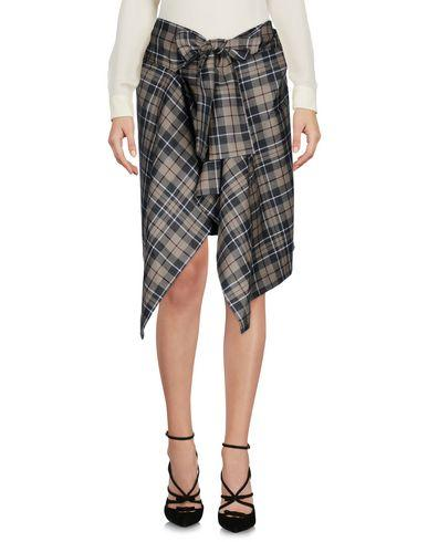 Vivienne Westwood Anglomania Knee Length Skirts In Grey