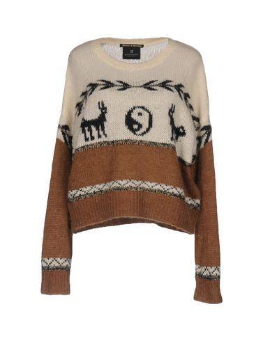 Scotch & Soda Sweater In Ivory