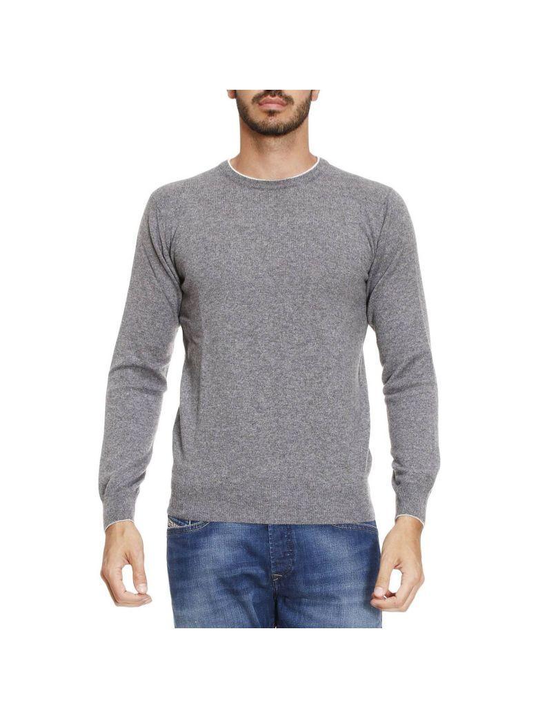 Eleventy Sweater Sweater Men  In Grey