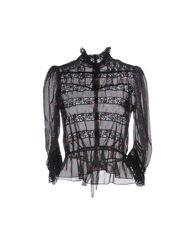 Marc By Marc Jacobs Lace Shirts & Blouses In Black