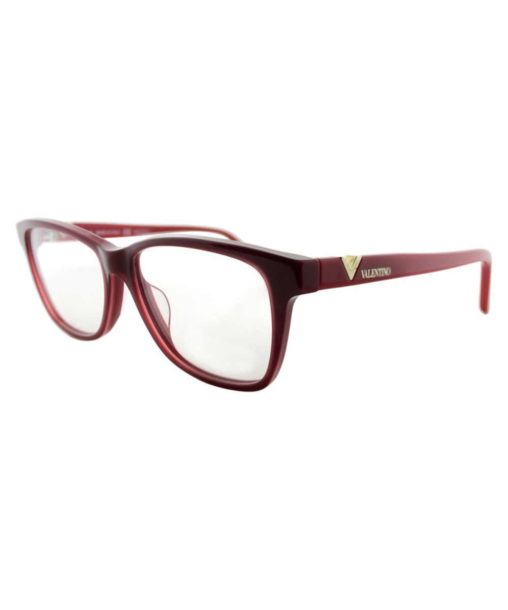 Valentino Unisex Vl2674 53mm Optical Frames In Red