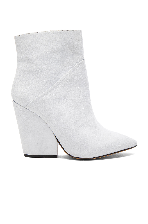 Iro Lasdia Booties In White