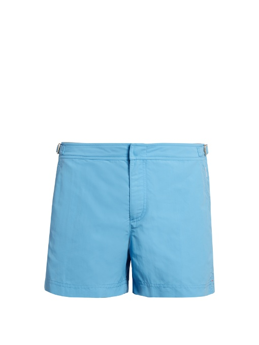 Orlebar Brown Setter Swim Shorts In Light Blue