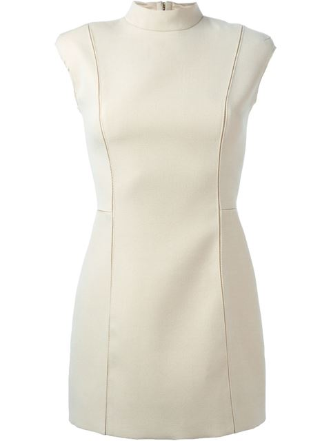 Maison Margiela Fitted Mini Dress