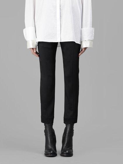 Haider Ackermann Woman's Black Elegant Sweatpants