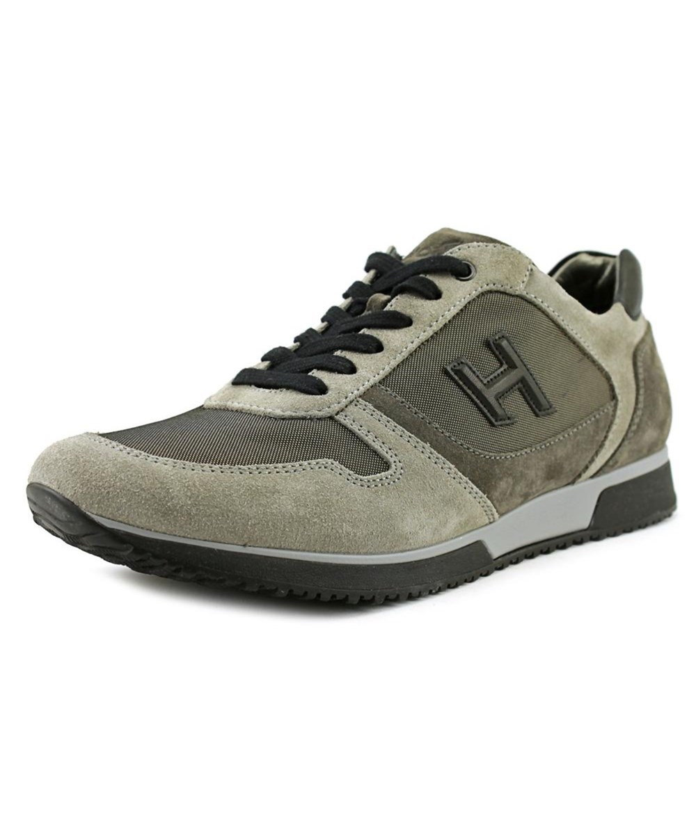 Hogan Interactive N20 Sneaker Estiva H 3d Suede Fashion Sneakers ...