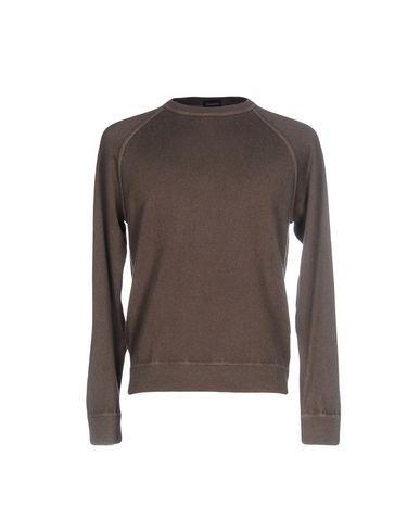 Drumohr Sweaters In Khaki