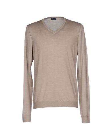 Drumohr Sweater In Khaki