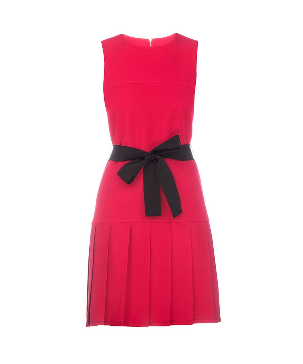 Gucci Women's  Red Cotton Dress