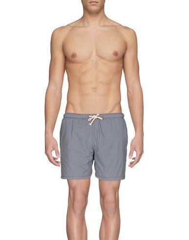 Drumohr Swim Trunks In Grey