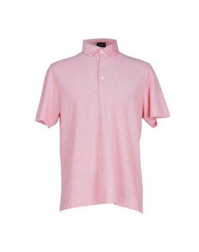 Drumohr Polo Shirt In Red