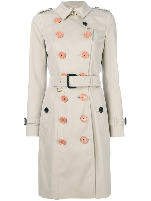 Burberry The Long Heritage Chelsea Trench Coat In Neutrals