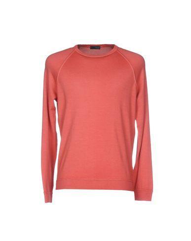 Drumohr Sweaters In Rust