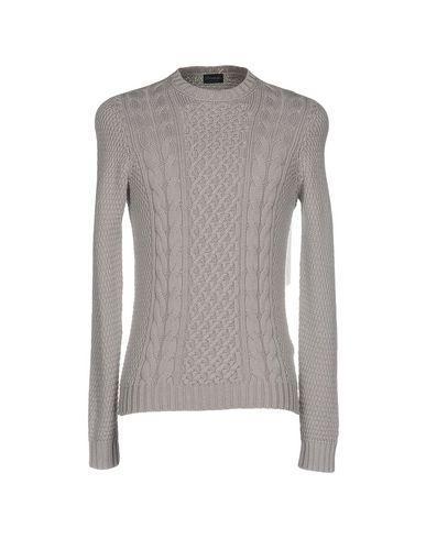 Drumohr Sweaters In Grey
