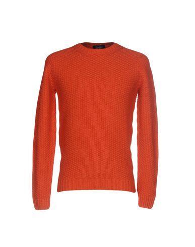 Drumohr Sweater In Rust