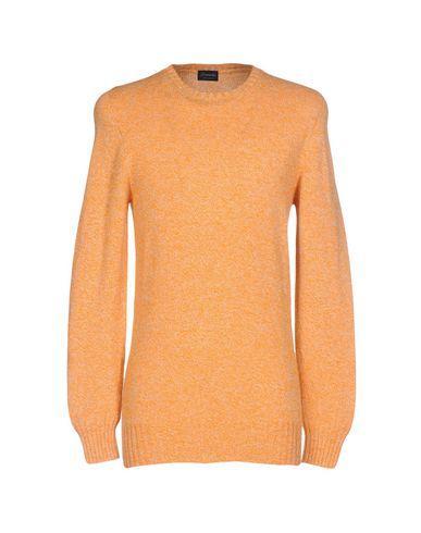 Drumohr Sweater In Orange