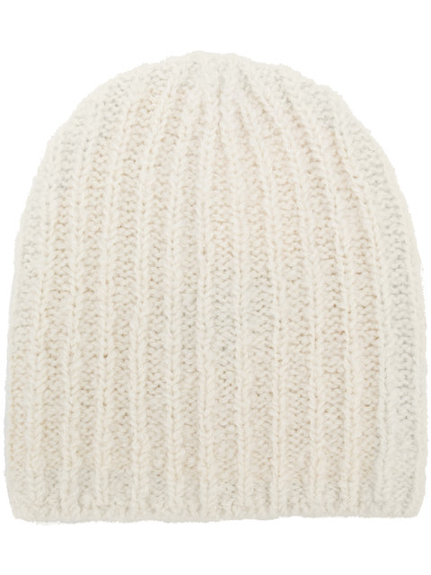 Isabel Marant Flecked Knitted Hat