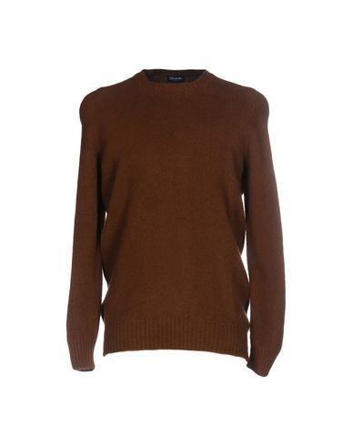 Drumohr Sweater In Brown
