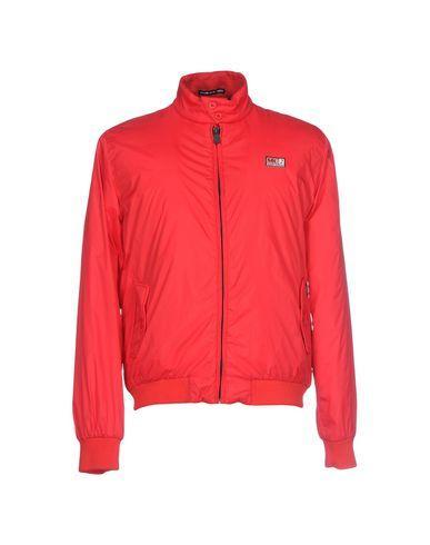 Mc2 Saint Barth Jackets In Red