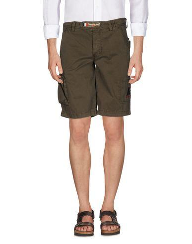 Mc2 Saint Barth Bermudas In Khaki