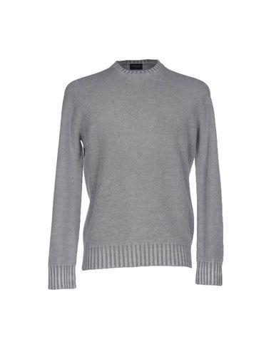 Drumohr Sweater In Light Grey