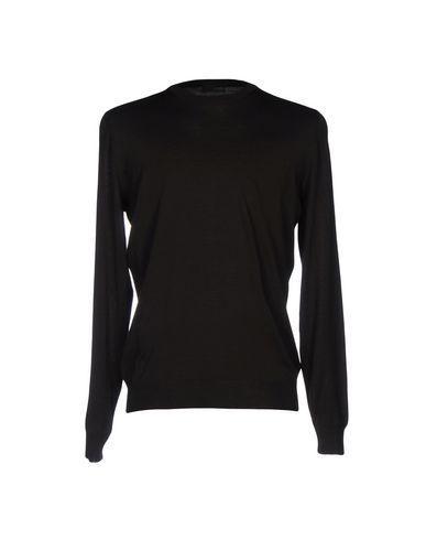 Drumohr Sweater In Dark Brown