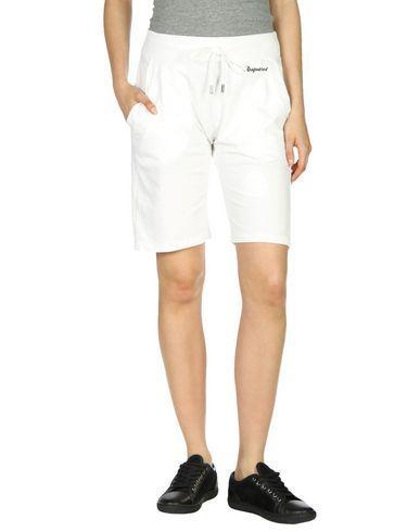 Dsquared2 Shorts & Bermuda In White
