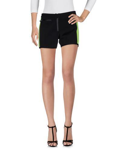 Mc2 Saint Barth Shorts In Black