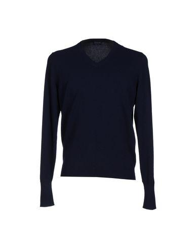 Drumohr Cashmere Blend In Dark Blue