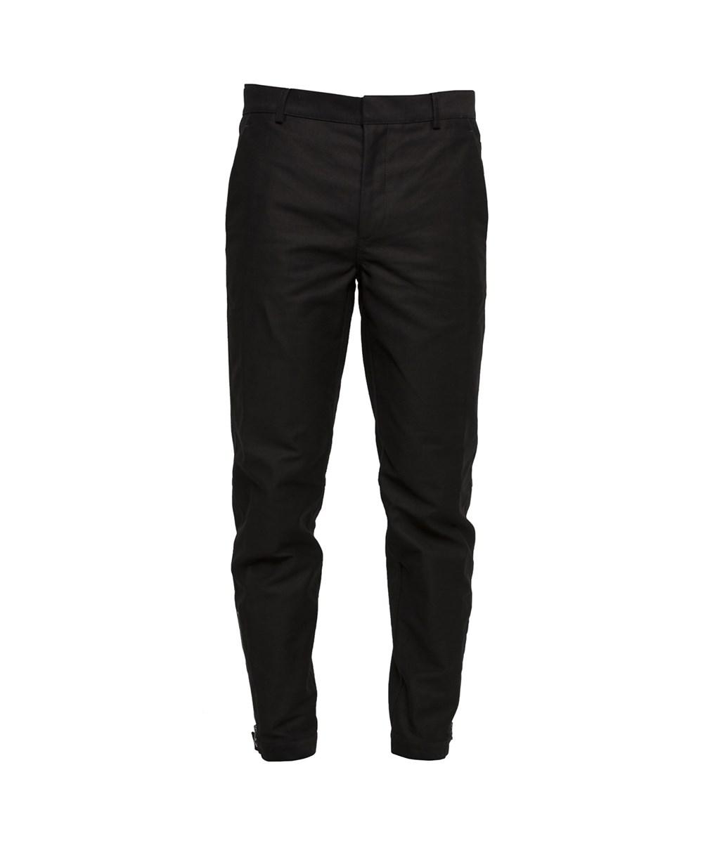 Maison Margiela Men's  Black Cotton Pants