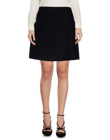 Ermanno Scervino Knee Length Skirt In Black